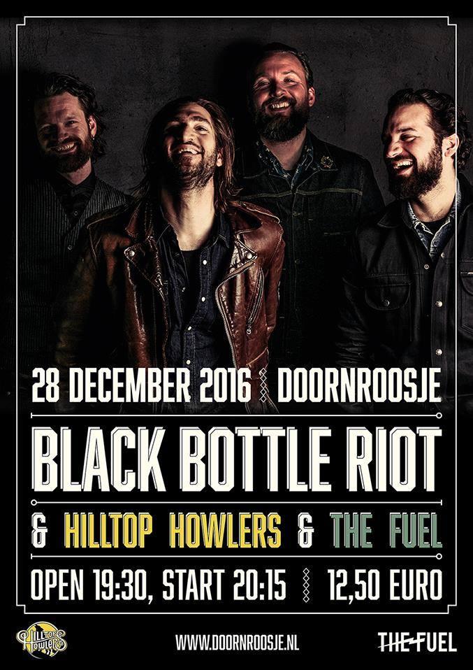 Black Bottle Riot - Doornroosje