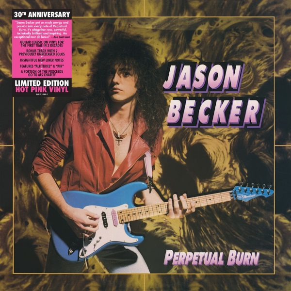 Jason Becker-Perpetual Burn-Coverart
