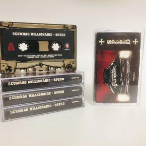 Scumbag Millionaire - Speed - Cassette