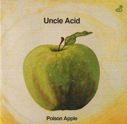 Uncle Acid - Poison Apple - coverart