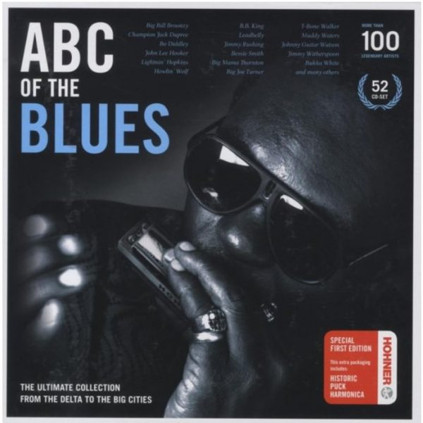 v/a - abc of the blues