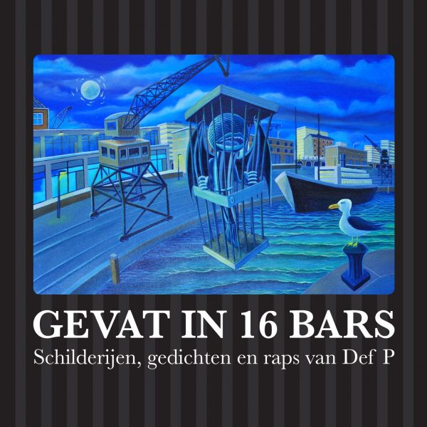 DEF P - GEVAT IN 16 BARS_Coverart