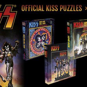 Rocksaws Kiss Puzzels