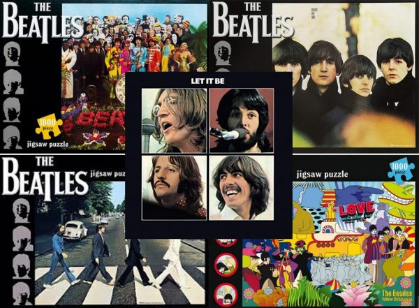 beatles Rocksaws cover