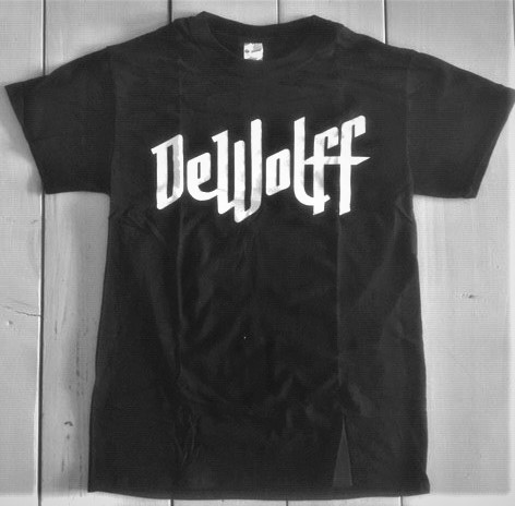 DeWolff - logo shirt