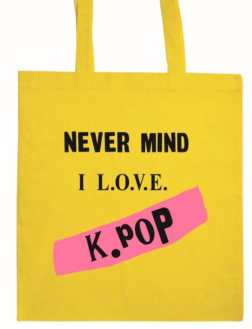I love K-Pop