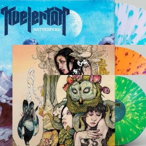 KVELERTAK - LIMITED EDITION SPLATTER VINYL
