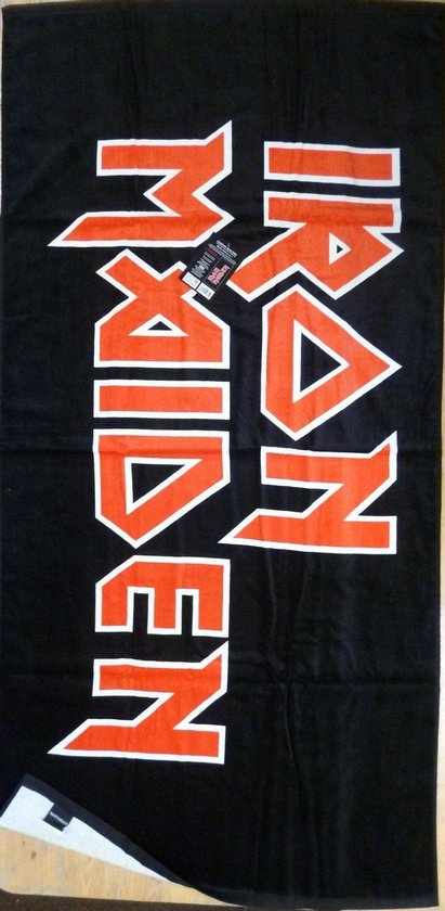 Iron Maiden - Logo (Towel)