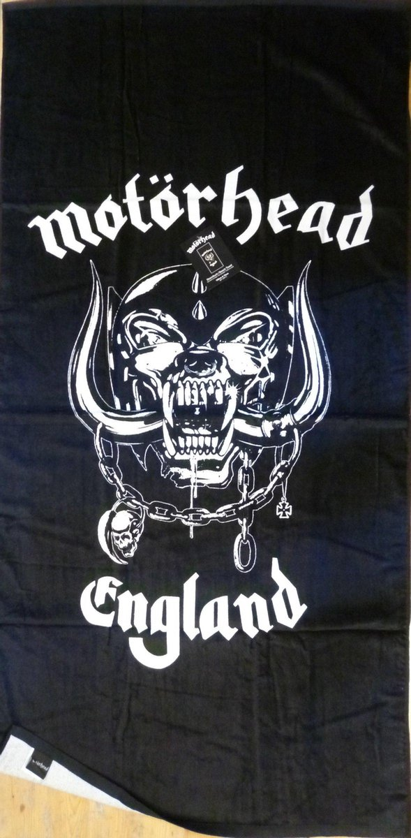 Motorhead - Logo (Towel)